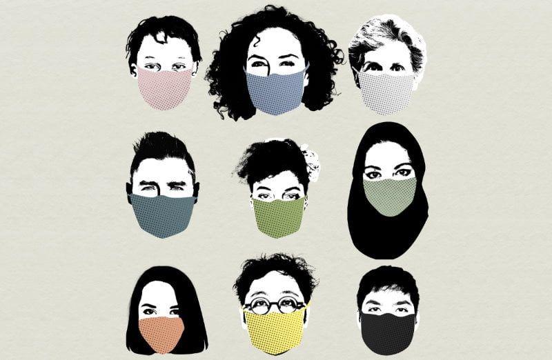 covid 19 mask fashion